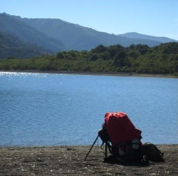 In Lago Lolog, Neuquén, Argentina you can Travesía Lago Lolog a Laguna verde with LATITUR