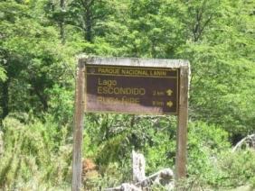 With LATITUR on San Martin de los Andes you can make Travesía Lago Escondido a Hua Hum