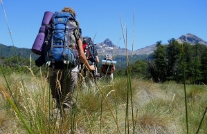 With LATITUR on Laguna Verde, Neuquén, Argentina you can make Trekking Guiado: Valle de Auquinco