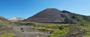 With LATITUR on Achen Ñiyeu, Neuquén, Argentina you can make Trekking Guiado: Volcán Achen Ñiyeu