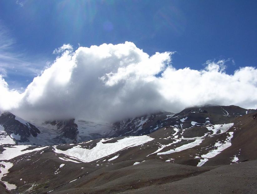 In Volcán Domuyo, Neuquén, Argentina you can Ascenso al Domuyo: 4700 msnm de pura adrenalina! with LATITUR