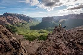 With LATITUR on Cerro Colorado, Neuquén, Argentina you can make Trekking y ascenso al Cerro Colorado