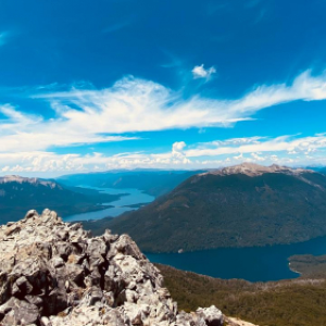 In Cerro Acol, Neuquén, Argentina you can Trekking y ascenso al Cerro Acol with LATITUR
