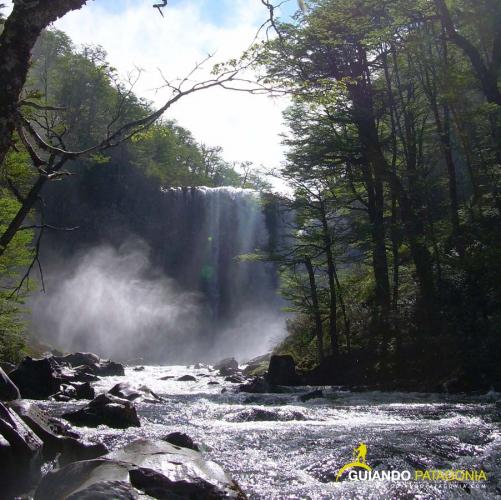 In Villa La Angostura, Neuquén, Argentina you can Trekking Especial: Un Sendero y 3 Cascadas with LATITUR