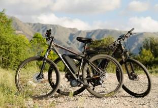 With LATITUR on San Luís you can make Bicicletas Electricas