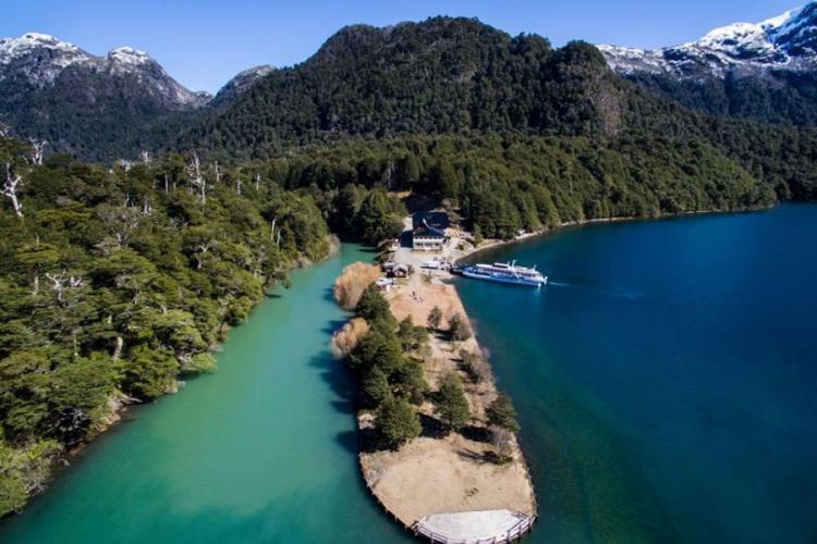 In Puerto Blest, Río Negro, Argentina you can Puerto Blest y Cascada de los Cántaros - Bariloche with LATITUR
