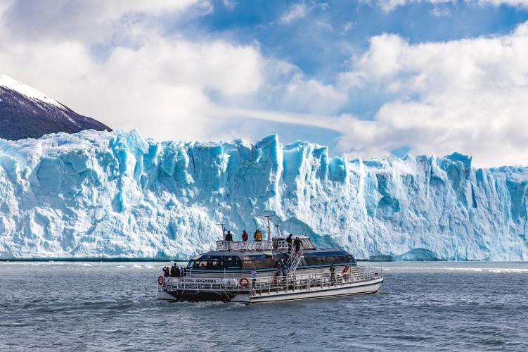 In Punta Bandera, Santa Cruz, Argentina you can Ríos de hielo express con traslado with LATITUR