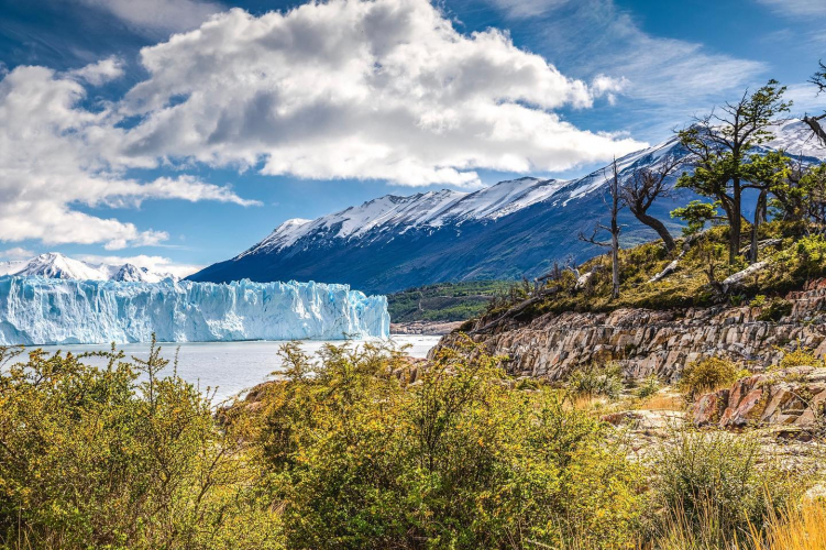 In Glaciar Perito Moreno, Santa Cruz, Argentina you can Glaciar Perito Moreno with LATITUR