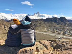 With LATITUR on Santa Cruz, Argentina you can make Laguna de los Tres desde el Calafate