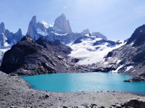 With LATITUR on Santa Cruz, Argentina you can make Trekking a Laguna de los Tres desde el Calafate