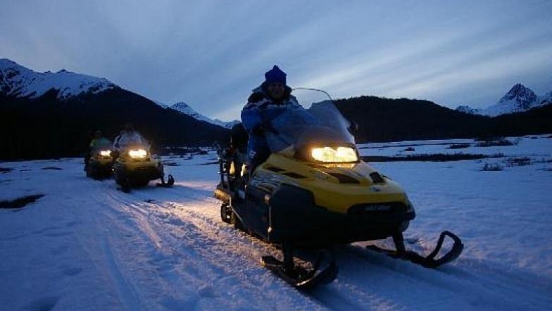 In Valle De Lobos, Ushuaia, Tierra del Fuego, Argentina you can Noche de Pioneros en Ushuaia with LATITUR