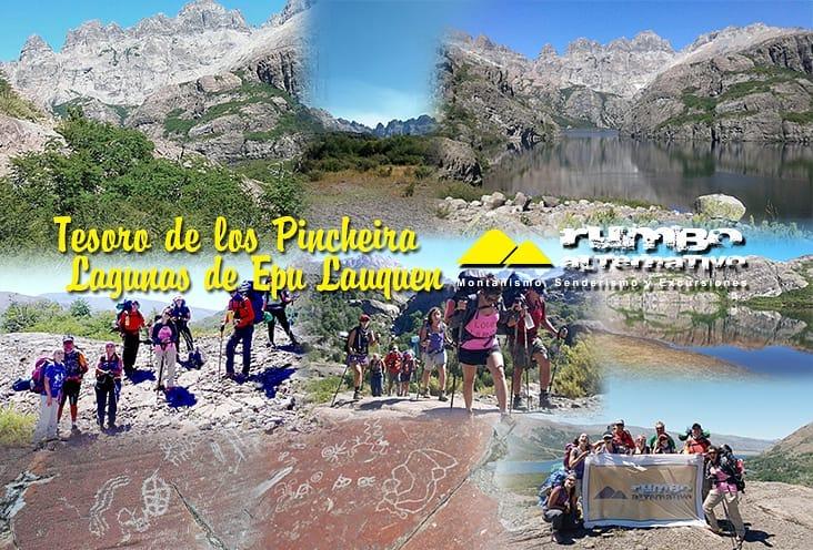 In Lagunas de Epulafquen, Neuquén, Argentina you can Lagunas de Epu Lauquen with LATITUR