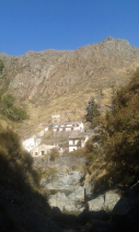 With LATITUR on Merlo you can make Pueblo Escondido - Salto del Tigre