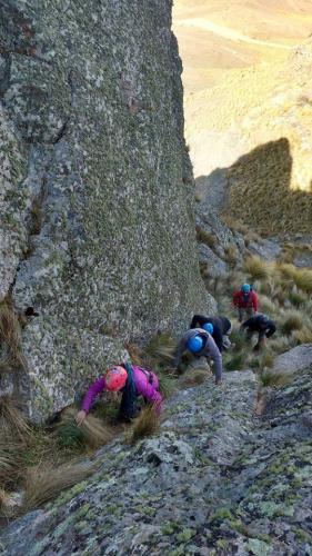 In Merlo, San Luis, Argentina you can Explorando la Cascada de los Vencejos with LATITUR