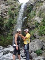 With LATITUR on Salto del Tabaquillo, San Luis, Argentina you can make Explorando la Cascada de los Vencejos