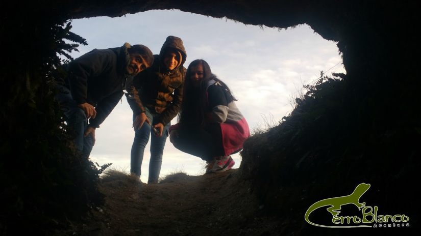 In Córdoba, Argentina you can Trekking al Salto del Tigre en San Luis with LATITUR