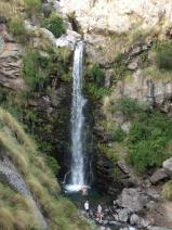 With LATITUR on Salto del Tabaquillo, San Luis, Argentina you can make Trekking al Salto del Tabaquillo