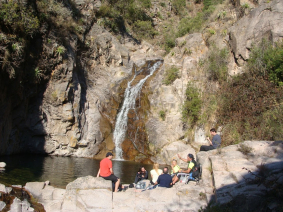 With LATITUR on Salto Escondido, San Luis, Argentina you can make Trekking al  Salto Escondido - Fluorita