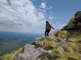 With LATITUR on Salto del Tabaquillo, San Luis, Argentina you can make Trekking a Aguada del Bosque - 7 Saltos