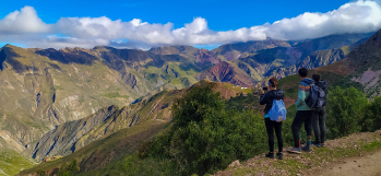 With LATITUR on Iruya, Salta, Argentina you can make Trekking montañoso desde Iruya a Nazareno