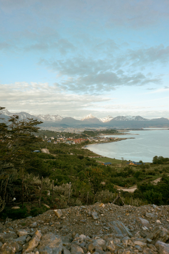 In Monte Susana, Ushuaia, Tierra del Fuego, Argentina you can Susana Peak with LATITUR