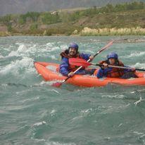 In Blanco Encalada, Mendoza, Argentina you can Kayaka Inflable - Doky en Blanco Encalada with LATITUR