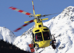 With LATITUR on San Carlos de Bariloche you can make Heliski Bariloche