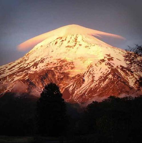 In Lanín, Neuquén, Argentina you can Ascenso al Volcan Lanín with LATITUR