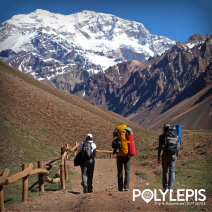 With LATITUR on Aconcagua you can make Plaza Francia – Mirador del Aconcagua
