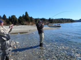 With LATITUR on Lago Moreno you can make Pesca en Lago Moreno