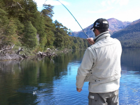 With LATITUR on Lago Fonck you can make Pesca en Lago Fonck