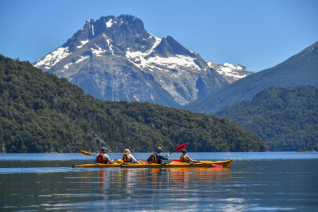 With LATITUR on San Martin de los Andes you can make Kayak y avistamiento de Aves - H2Ohm