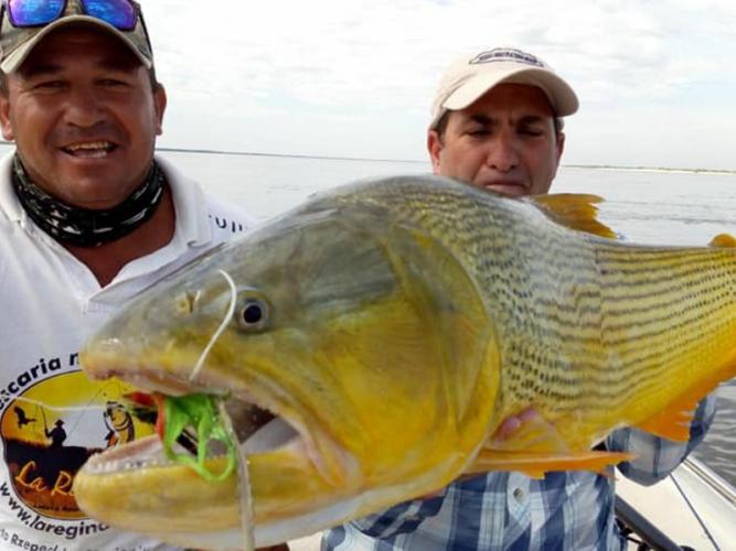 In Itatí, Corrientes, Argentina you can Pesca de dorados en Corrientes - Todo incluido with LATITUR