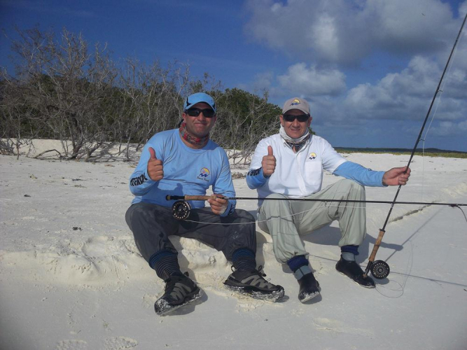 In Los Roques, Dependencias Federales Venezolanas, Venezuela you can Aventura de pesca caribeña en Los Roques with LATITUR