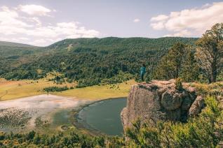 With LATITUR on San Martin de los Andes you can make Trekking a Laguna Rosales y alrededores
