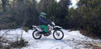 With LATITUR on San Carlos de Bariloche you can make ALQUILER DE MOTOS HONDA XR250 TORNADO