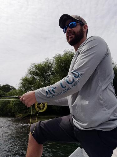 In Bariloche, Río Negro, Argentina you can Flotadas de pesca por el rio Limay with LATITUR
