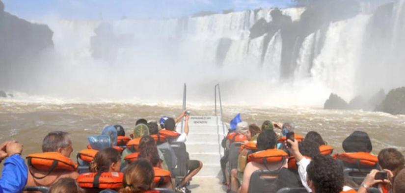 In Cataratas del Iguazú, Misiones, Argentina you can Gran Aventura Cataratas Iguazú with LATITUR