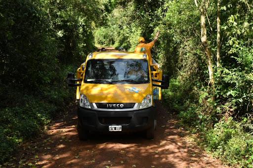 In Cataratas del Iguazú, Misiones, Argentina you can La Gran Aventura Cataratas Iguazú with LATITUR