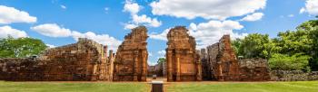 With LATITUR on N3322 San Ignacio, Misiones, Argentina you can make Excursión a Ruinas de San Ignacio y Minas de Wanda