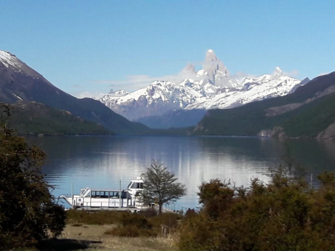 In El Chalten, Santa Cruz, Argentina you can Espectacular Full Day Chaltén con trekking libre with LATITUR