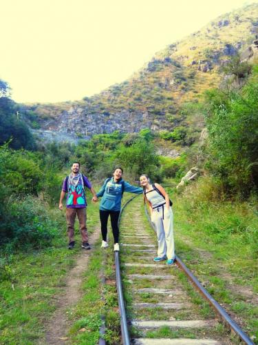 In Casa Bamba, Córdoba, Argentina you can Trekking a Casa Bamba with LATITUR