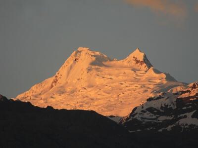 In Vallunaraju, 02000, Perú you can NEVADO VALLUNARAJU with LATITUR