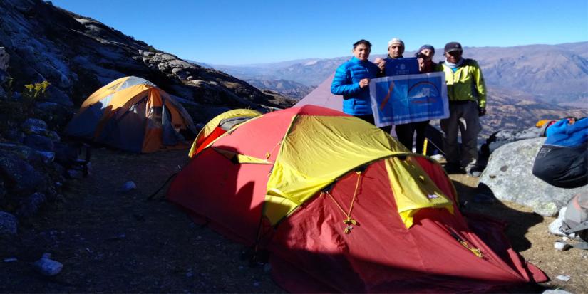 In Huascarán, 02160, Perú you can NEVADO HUASCARÁN, LA MONTAÑA MÁS ALTA DEL PERÚ with LATITUR