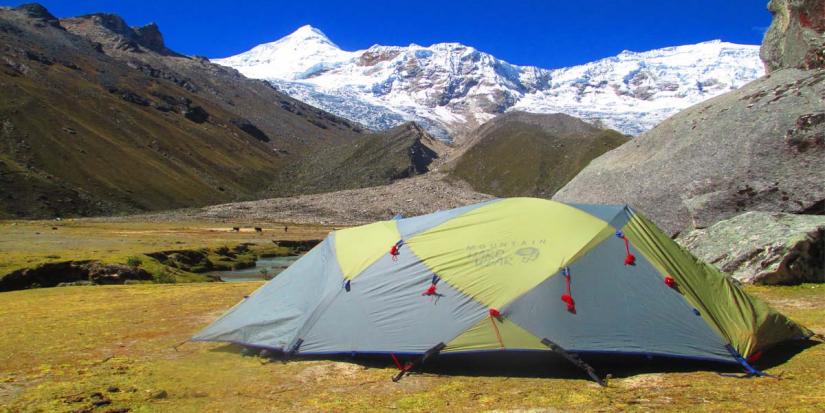 In Ishinca, 02120, Perú you can NEVADO ISHINCA, CORDILLERA BLANCA with LATITUR