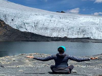 In Nevado Pastoruri, 02420, Perú you can PASTORURI, LA RUTA DEL CAMBIO CLIMÁTICO with LATITUR