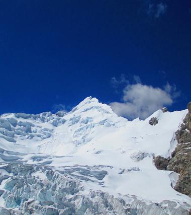 In Yanapaccha, 02160, Perú you can NEVADO YANAPACCHA with LATITUR