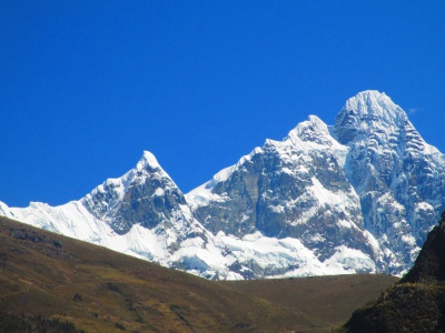 In Olleros 15590, Perú you can TREKKING OLLEROS CHAVÍN with LATITUR