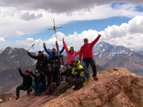 With LATITUR on Cerro Penitentes, Mendoza, Argentina you can make Ascenso Cerro Penitentes | Mendoza Argentina