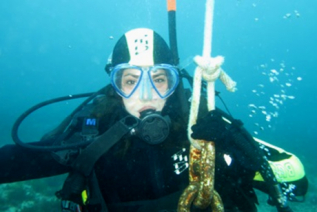 With LATITUR on Puerto Madryn, Chubut, Argentina you can make Buceo de Bautismo Submarino en Puerto Madryn